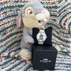 ✨✨Coach Disney Thumper watch ✨✨